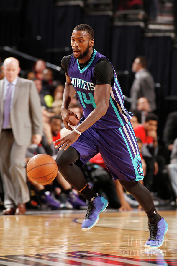 Michael Kidd-gilchrist Photograph by Cameron Browne