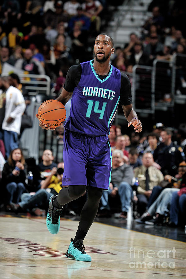 Michael Kidd-gilchrist Photograph by David Liam Kyle