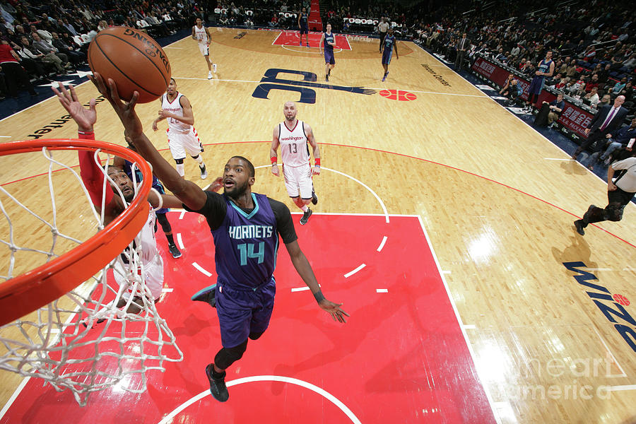 Michael Kidd-gilchrist Photograph by Ned Dishman