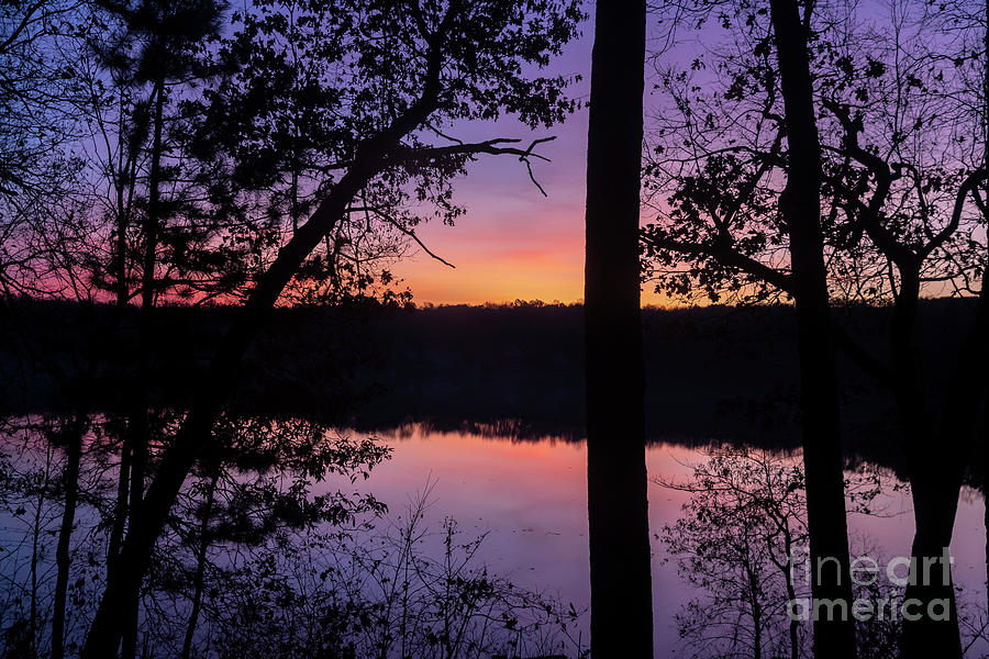 Michigan Sunrise Photograph