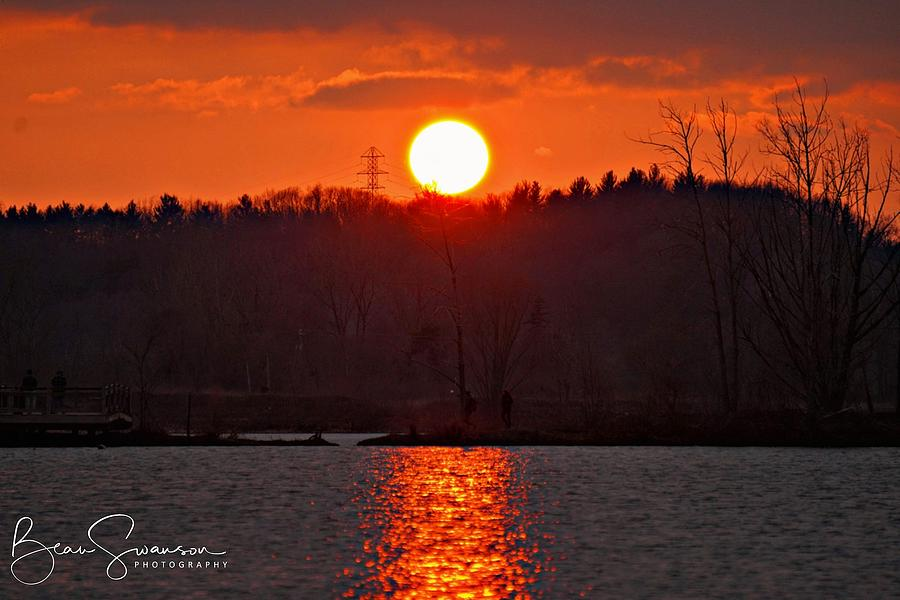 Michigan Sunset Photograph By Beau Swanson