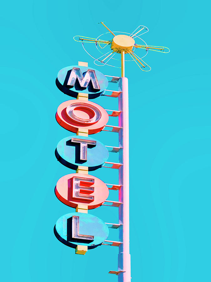 Midcentury Motel by Dominic Piperata