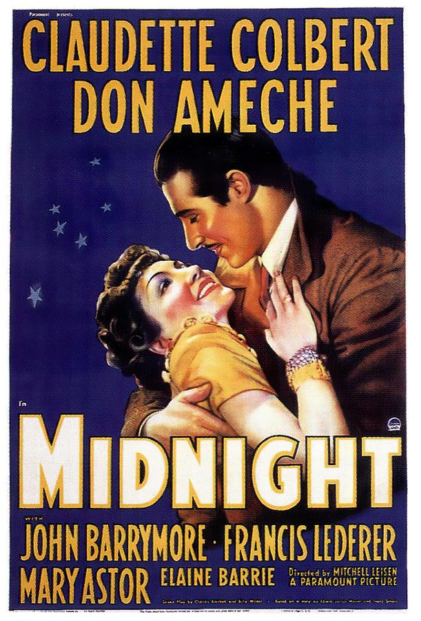 midnight, 1939 -b Mixed Media