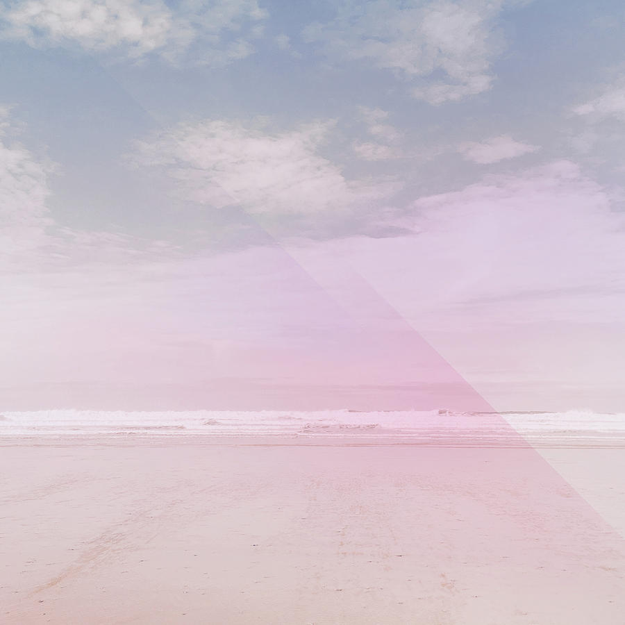 Beach Photograph - Midsummer by Cassia Beck
