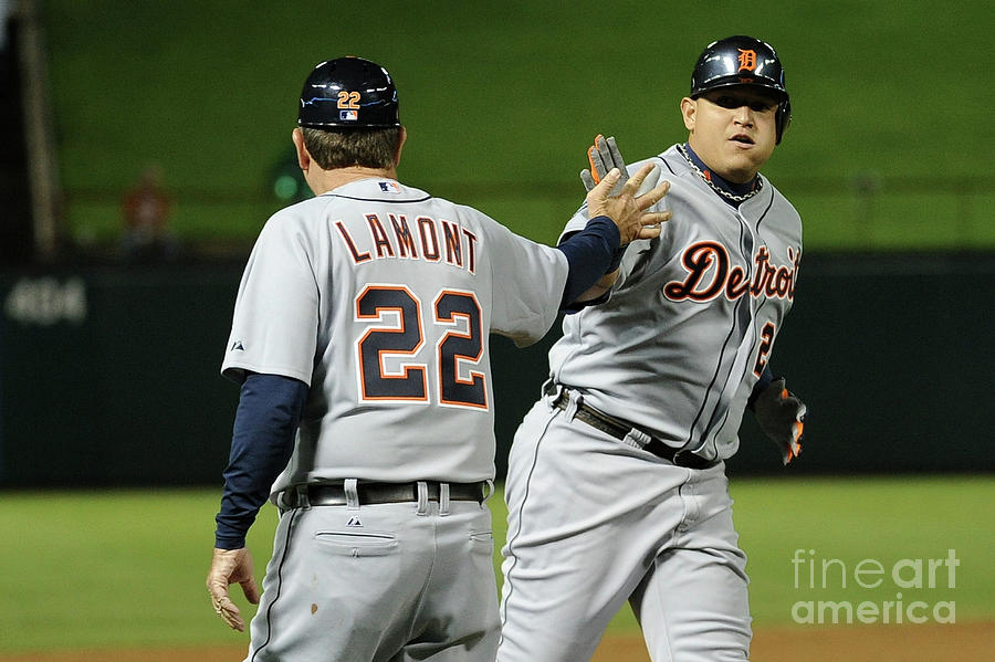 Miguel Cabrera Photograph by Harry How