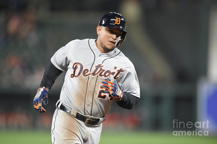 Miguel Cabrera Photograph by Mitchell Layton