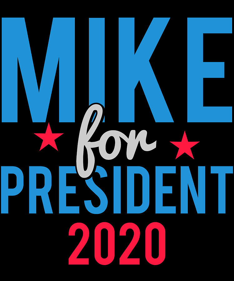 Michael Bloomberg Digital Art - Mike Bloomberg for President 2020 by Flippin Sweet Gear