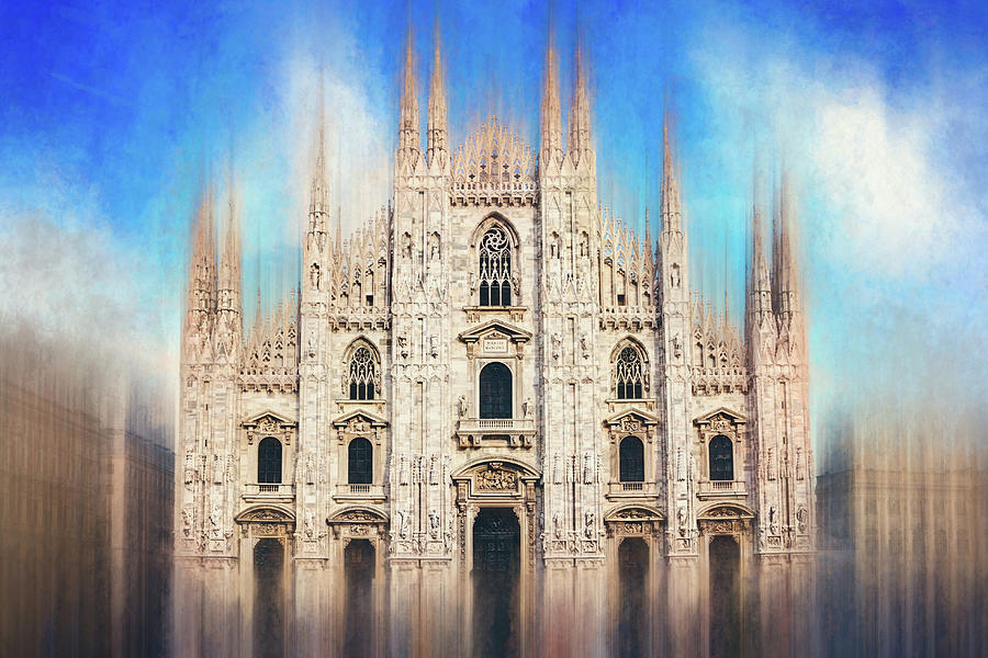 Milan Duomo Milan Italy Photograph