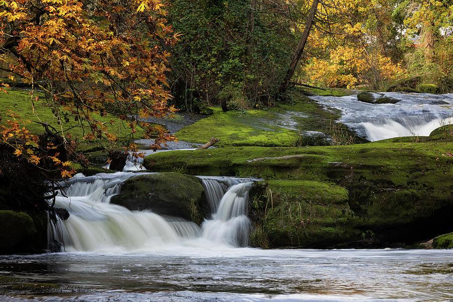 Millstone Autumn Photograph