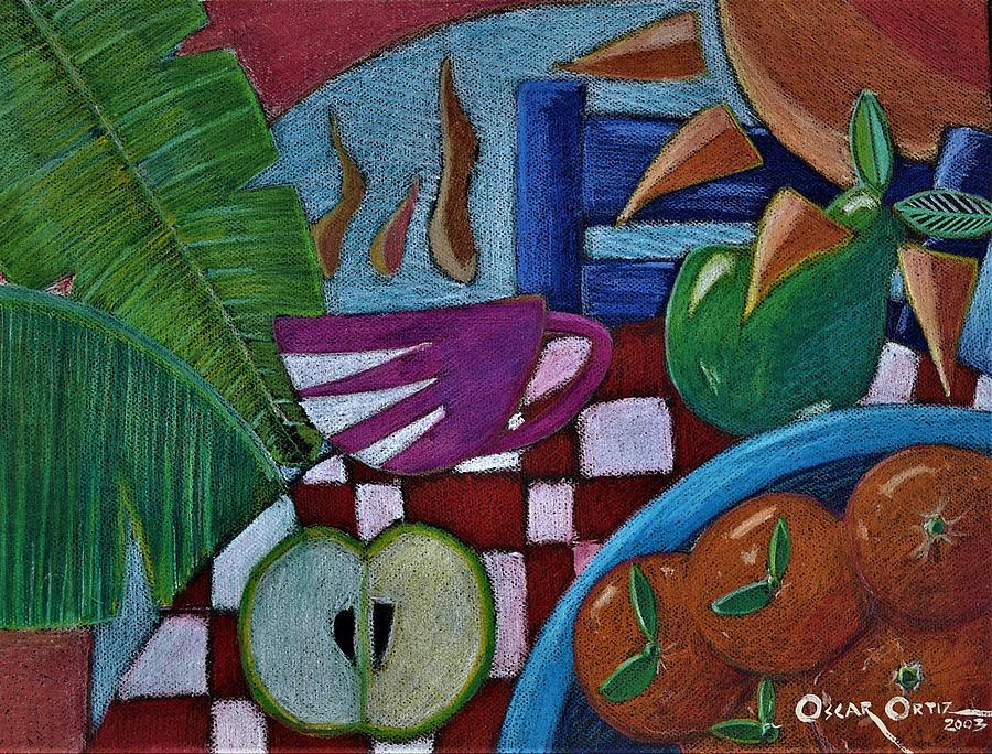 Mindful Breakfast by Oscar Ortiz