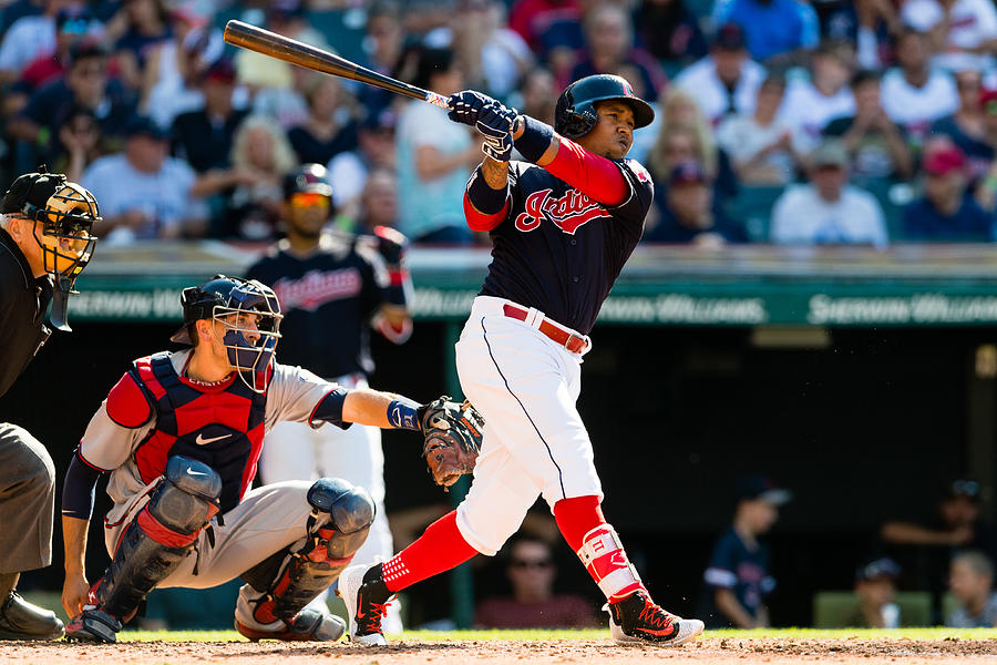 Minnesota Twins v Cleveland Indians Photograph by Jason Miller