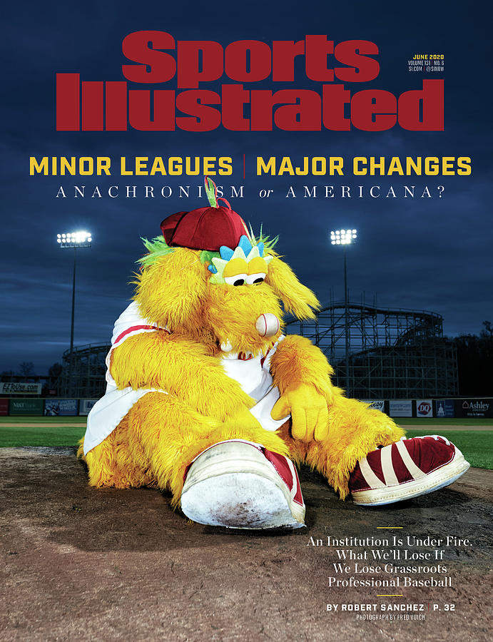 Minor Leagues Major Changes, June 2020 Sports Illustrated Cover Photograph by Sports Illustrated