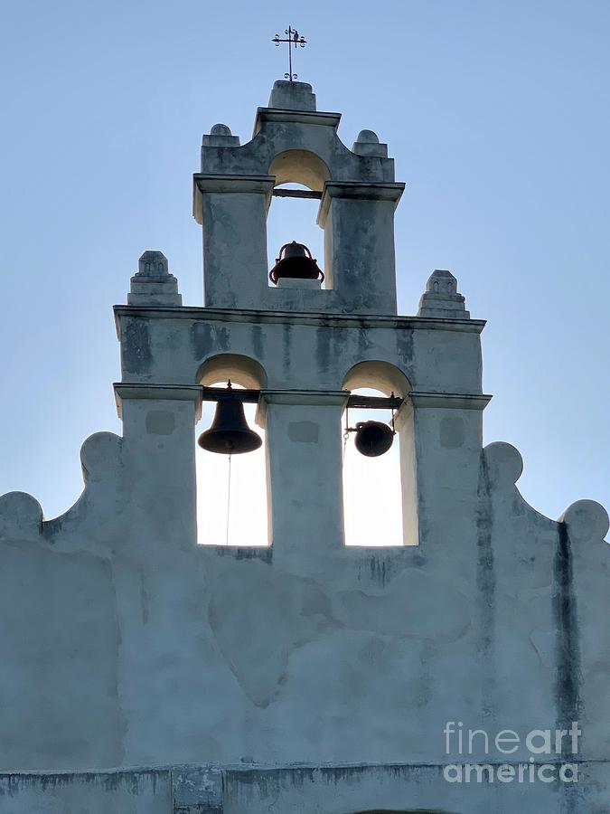 Mission Bells Photograph