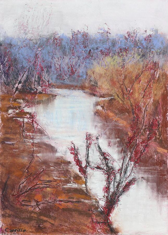 Misty Moniteau Creek by Ruben Carrillo