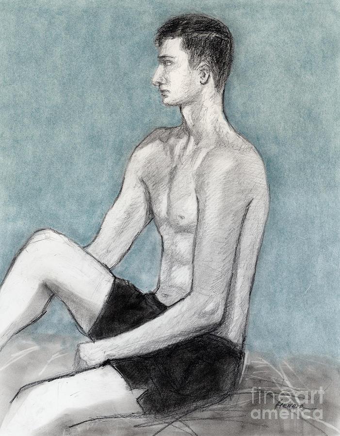 Figure Study 1 Painting