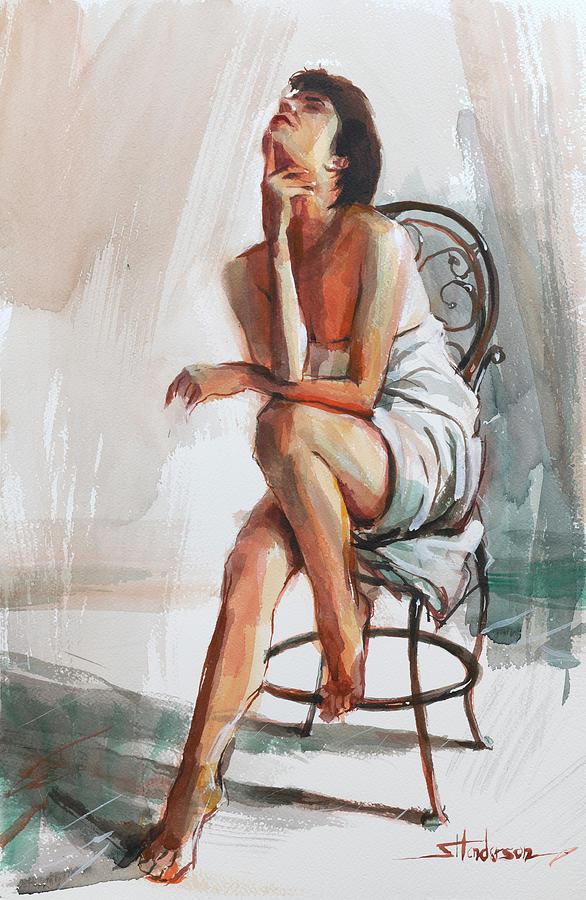 Model Thinker Painting