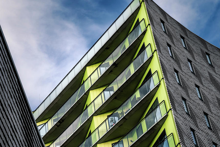 Modern Building Photograph