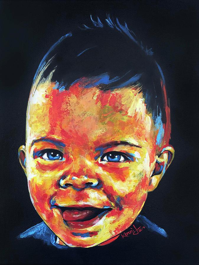 Mogens' barnebarn by Konni Jensen