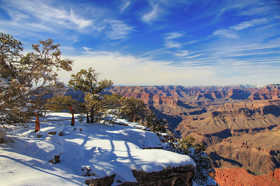 Mohave Point - Grand Canyon Photograph