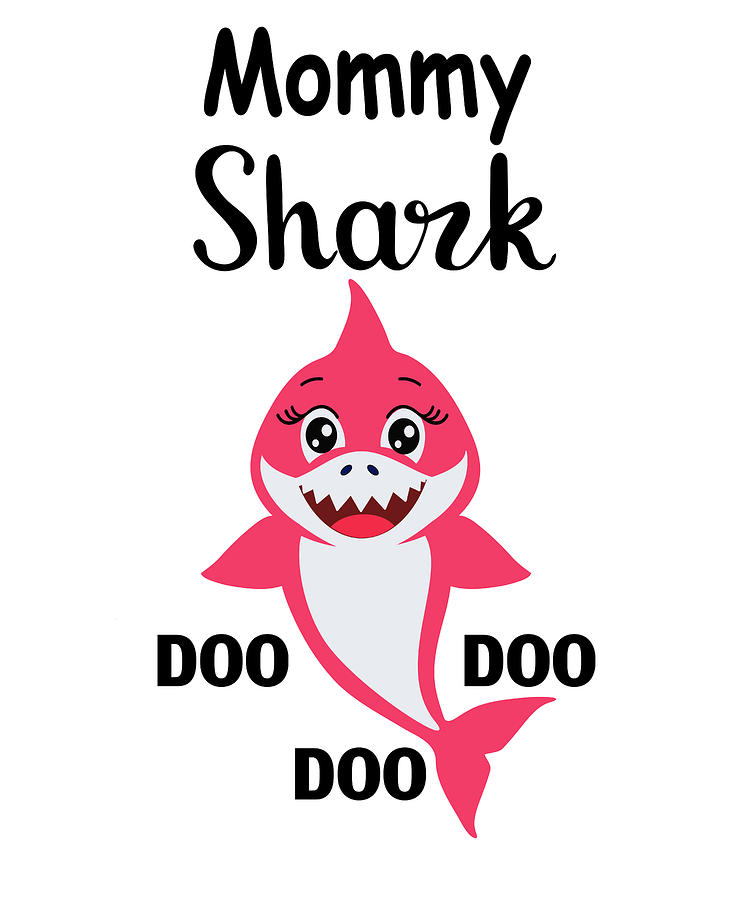 Details about  /mommy shark do do do do mothers day gift wood sign rustic home decor