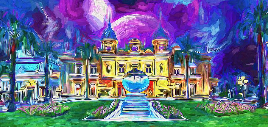 Monaco dream by Nenad Vasic