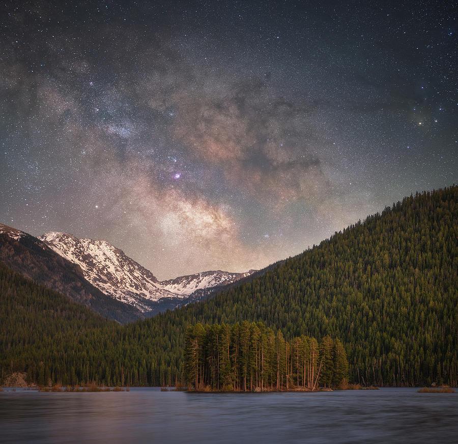 Monarch Milky Way Photograph