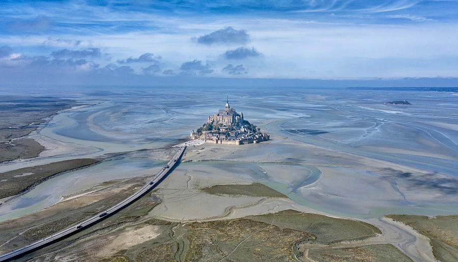 Mont Saint Michel 1 by RAND