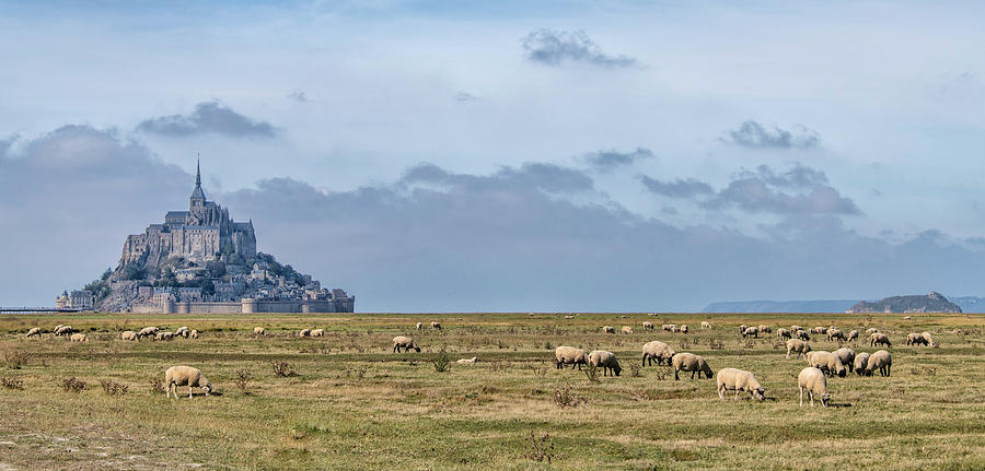 Mont Saint Michel 2 by RAND