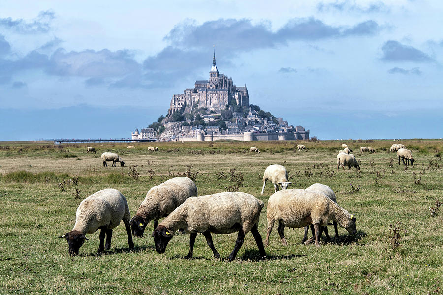MONT SAINT MICHEL 3 by RAND