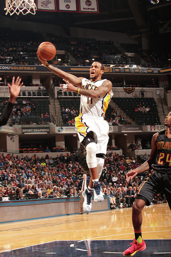 Monta Ellis Photograph by Ron Hoskins
