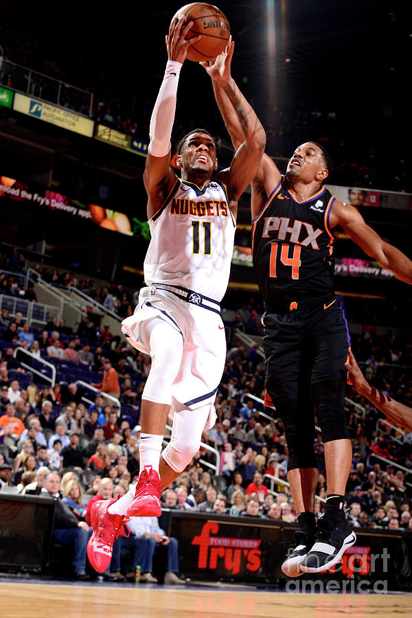 Monte Morris Photograph by Barry Gossage