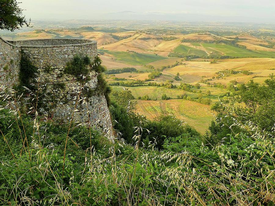 Montefollonico Photograph