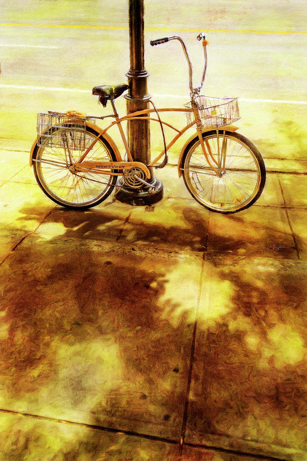 Monterey Bicycle by Craig J Satterlee