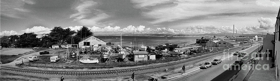 Monterey Boat Works by California Views Archives Mr Pat Hathaway Archives