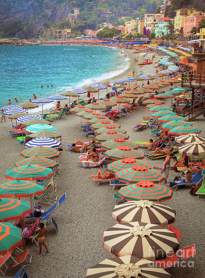 Monterosso Beach Photograph