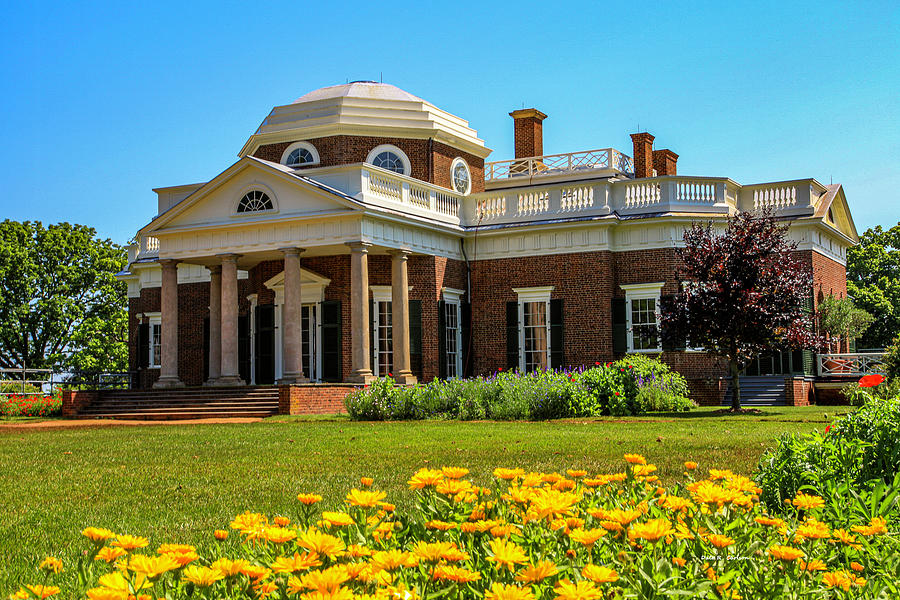 Monticello by Dale R Carlson