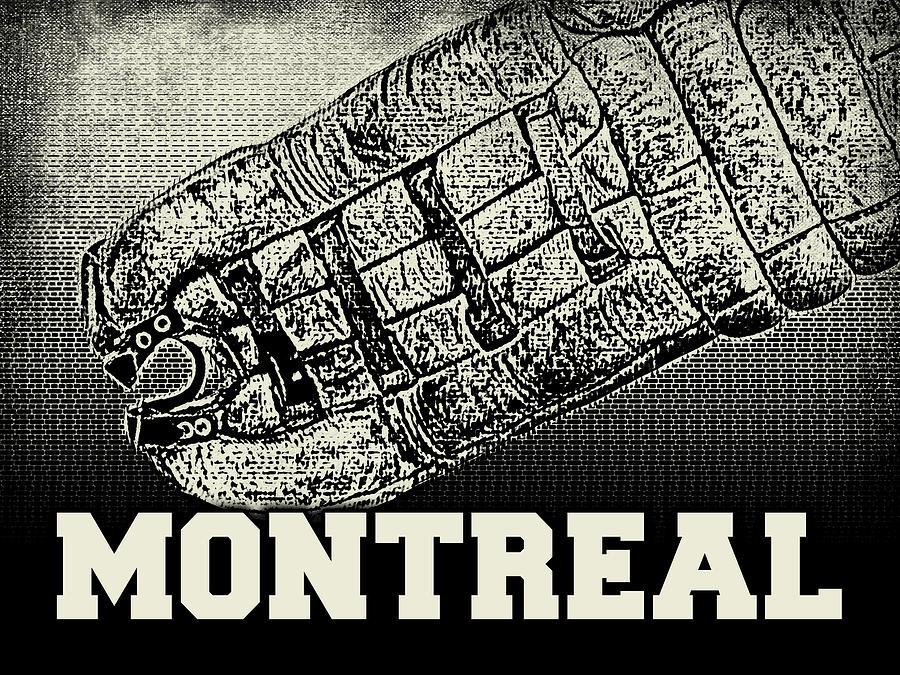 Montreal Hockey - Sports by Flo Karp