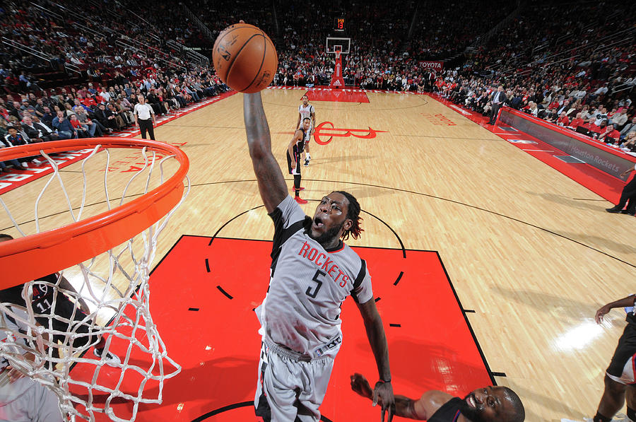 Montrezl Harrell Photograph by Bill Baptist