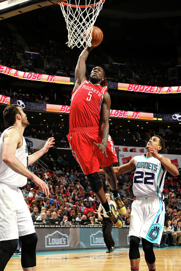 Montrezl Harrell Photograph by Kent Smith