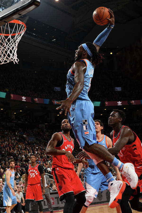 Montrezl Harrell Photograph by Ron Turenne