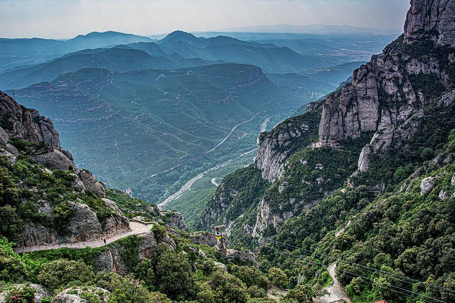 Montserrat by Douglas Wielfaert
