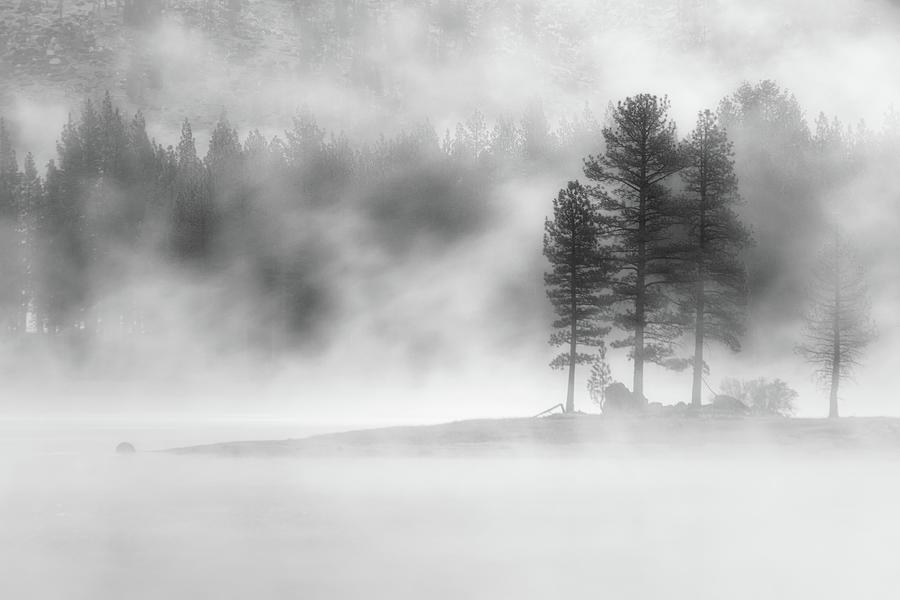 Moody Dawn Photograph