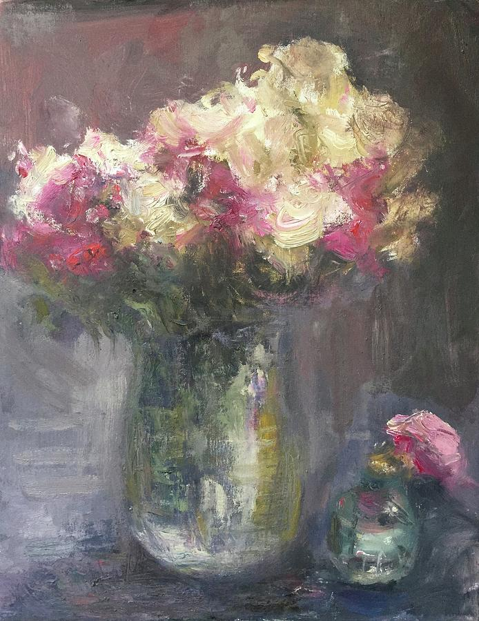 Moody Roses by Quin Sweetman