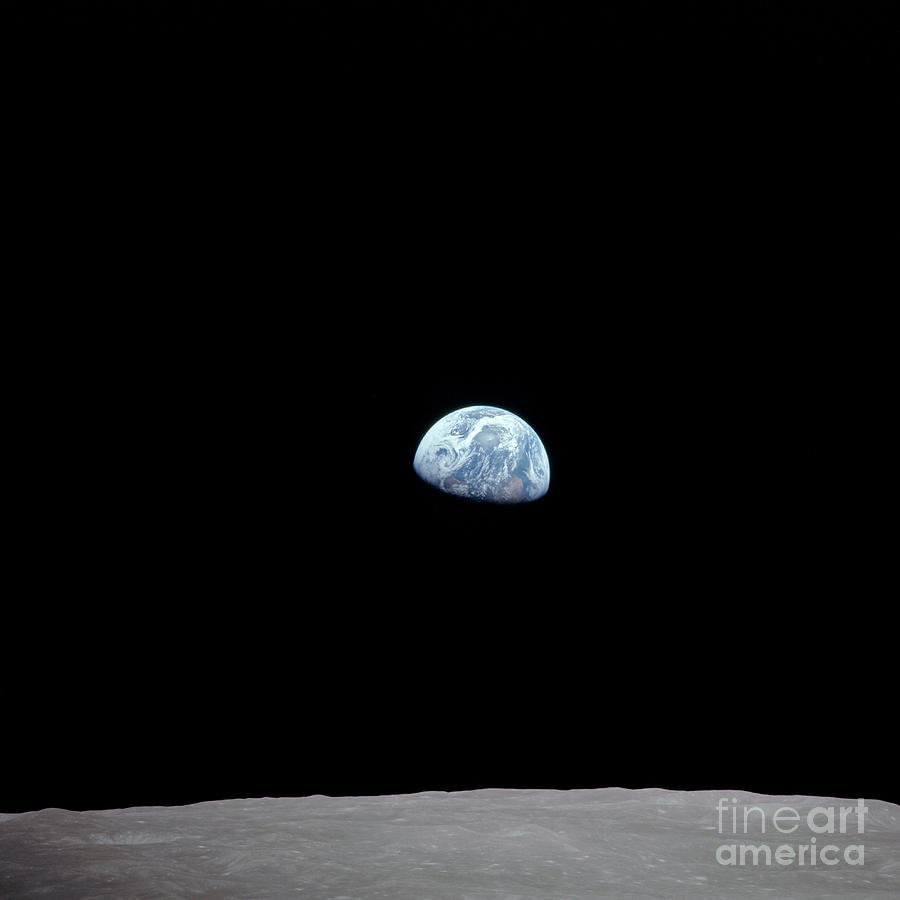 Moon Raker Photograph