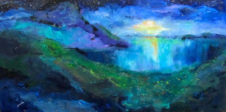 Moon Rise by Barbara O'Toole
