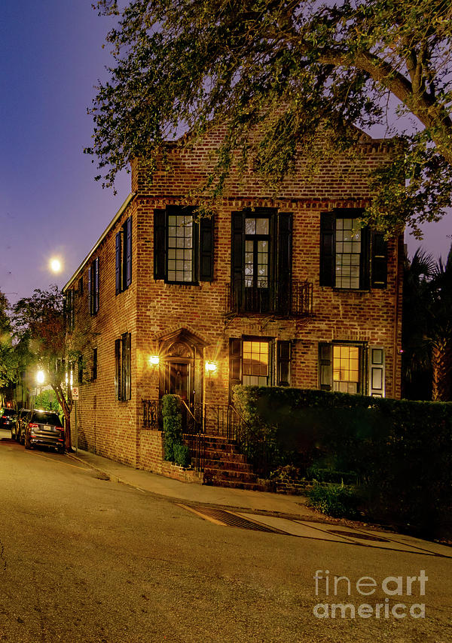 Moonlight in Charleston by Norma Brandsberg