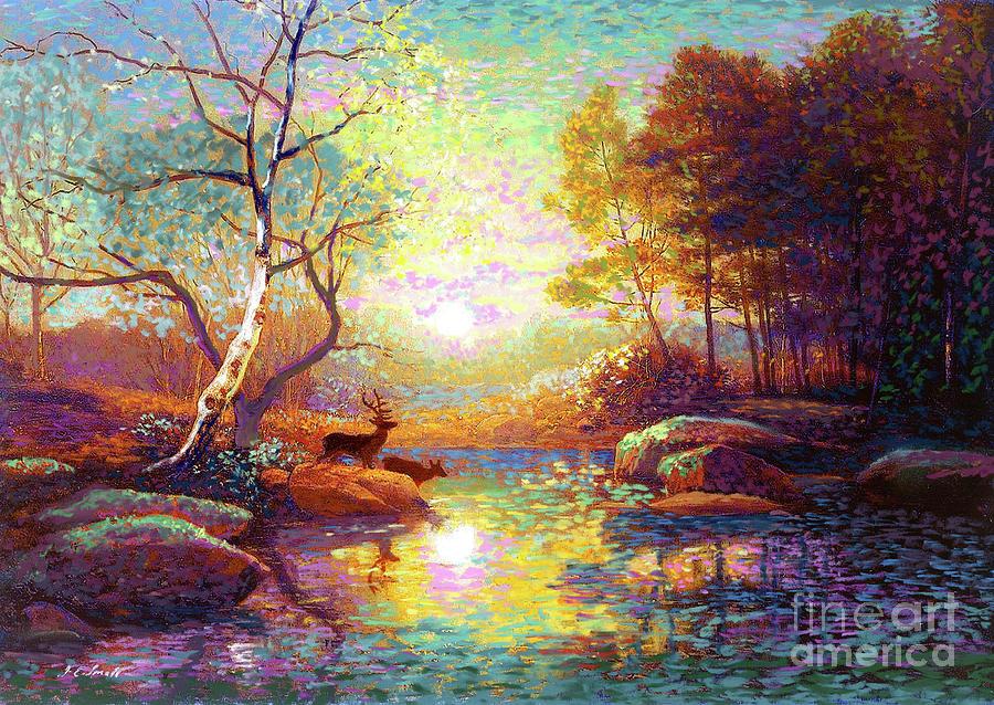 Moonlight Sonata Painting