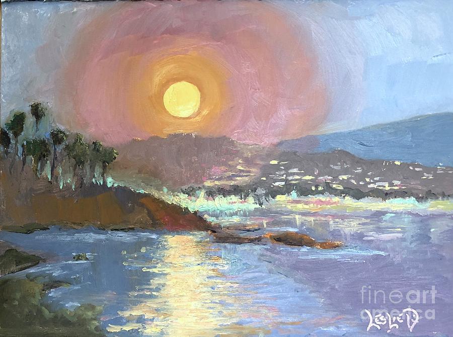 Moonshine Painting