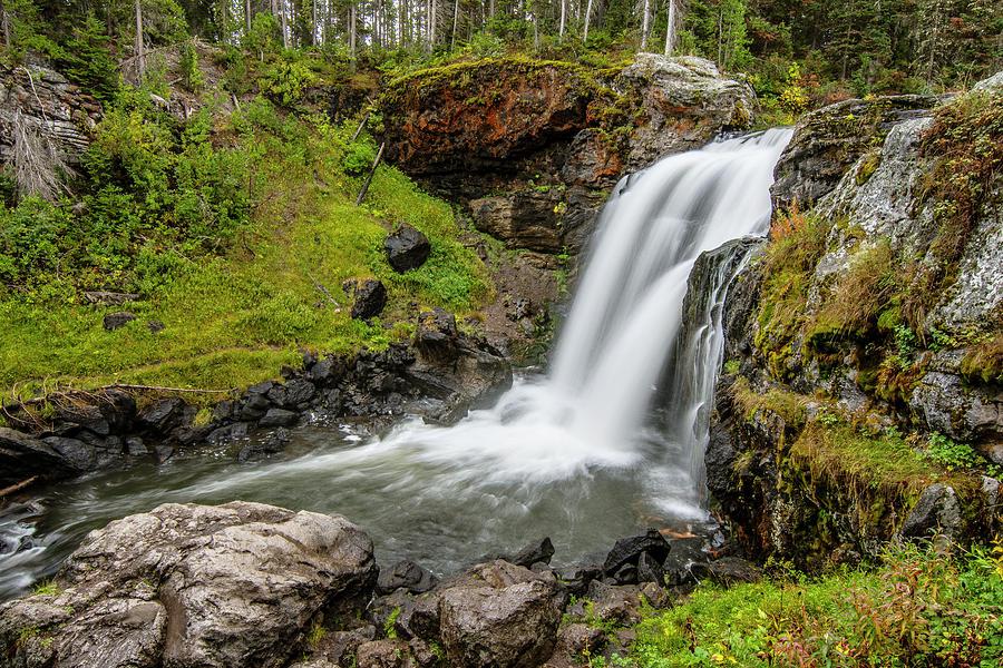 Moose Falls by Matthew Irvin