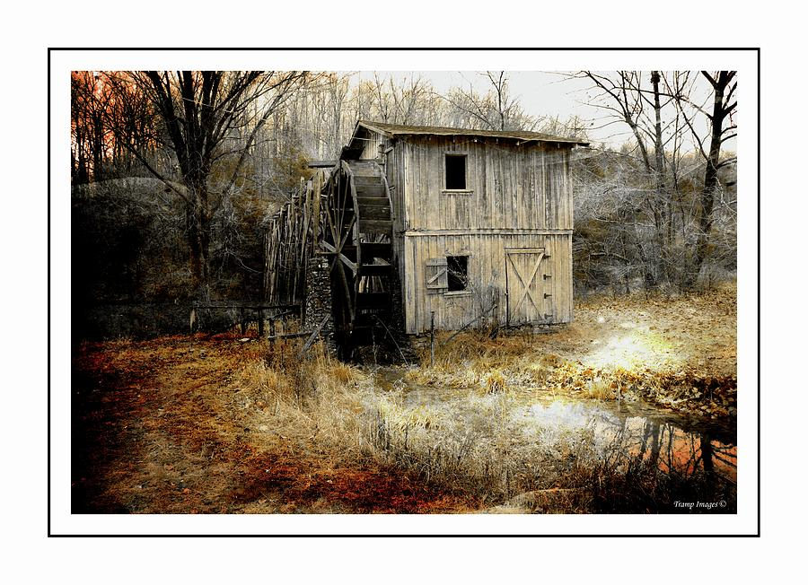 Morgan Mill by Wesley Nesbitt